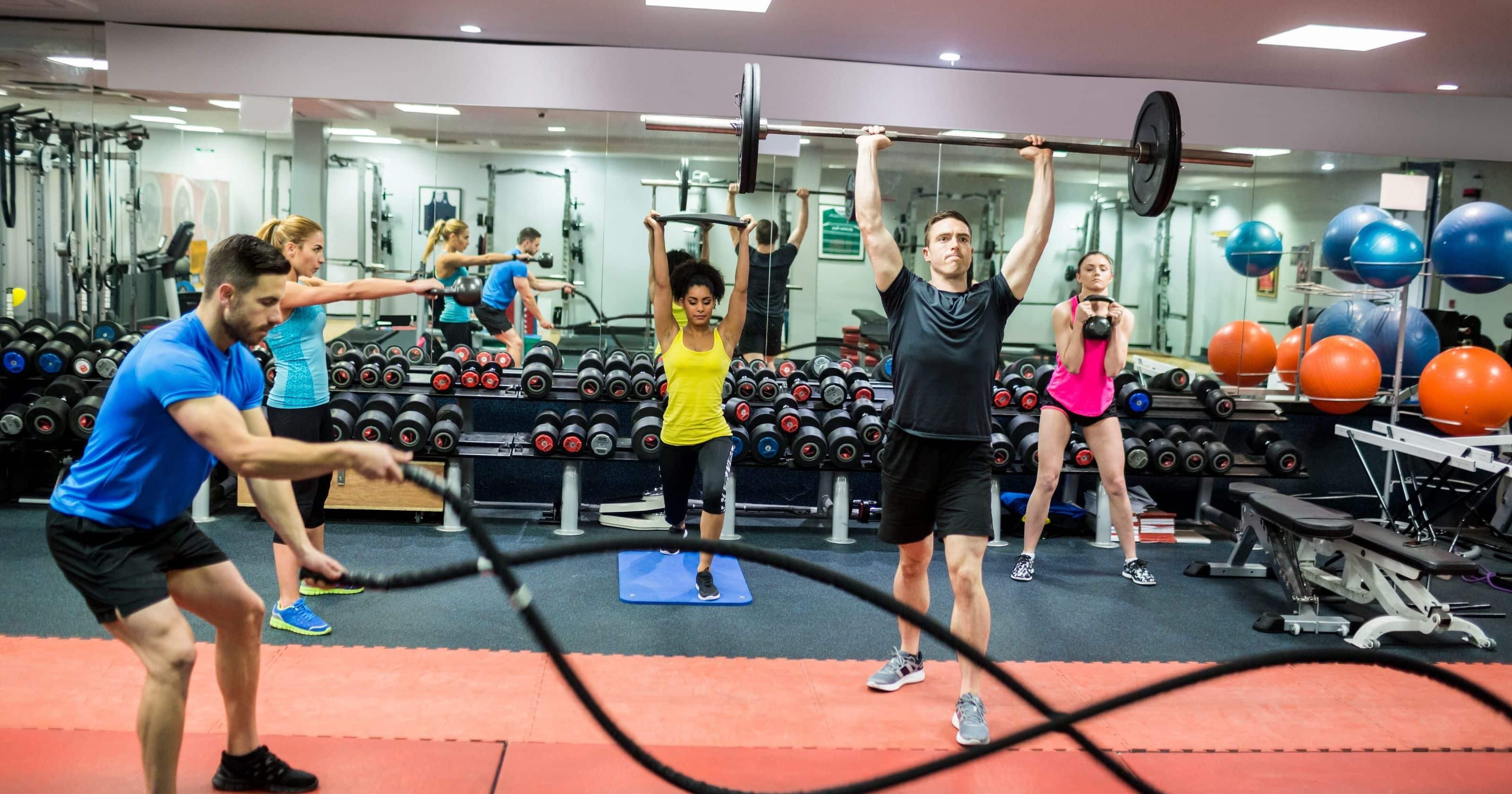 Matrix Training Fitness Program