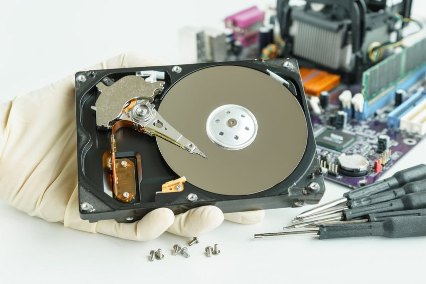 Drive Data Recovery